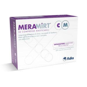 MERAMIRT CM 30 compresse